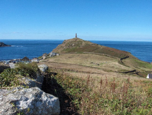 Cape Cornwall near St Just