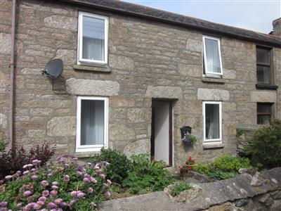 7 Vitoria Row, Self Catering St Just