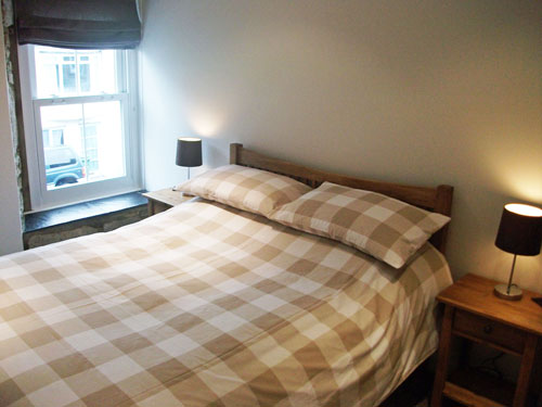 Double Room, Camomile Cottage, Self-Catering, St Just