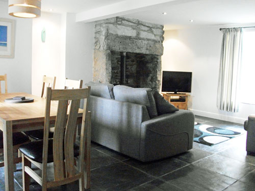 Lounge, Camomile Cottage, Self-Catering, St Just