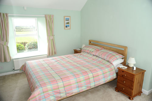 Double Room, Capeway, Self-Catering, St Just
